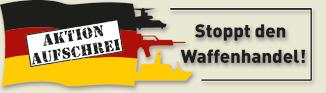 Aktion Aufschrei Logo